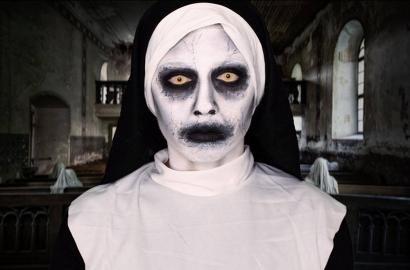VALAK CONJURING 2 Maquillage Halloween