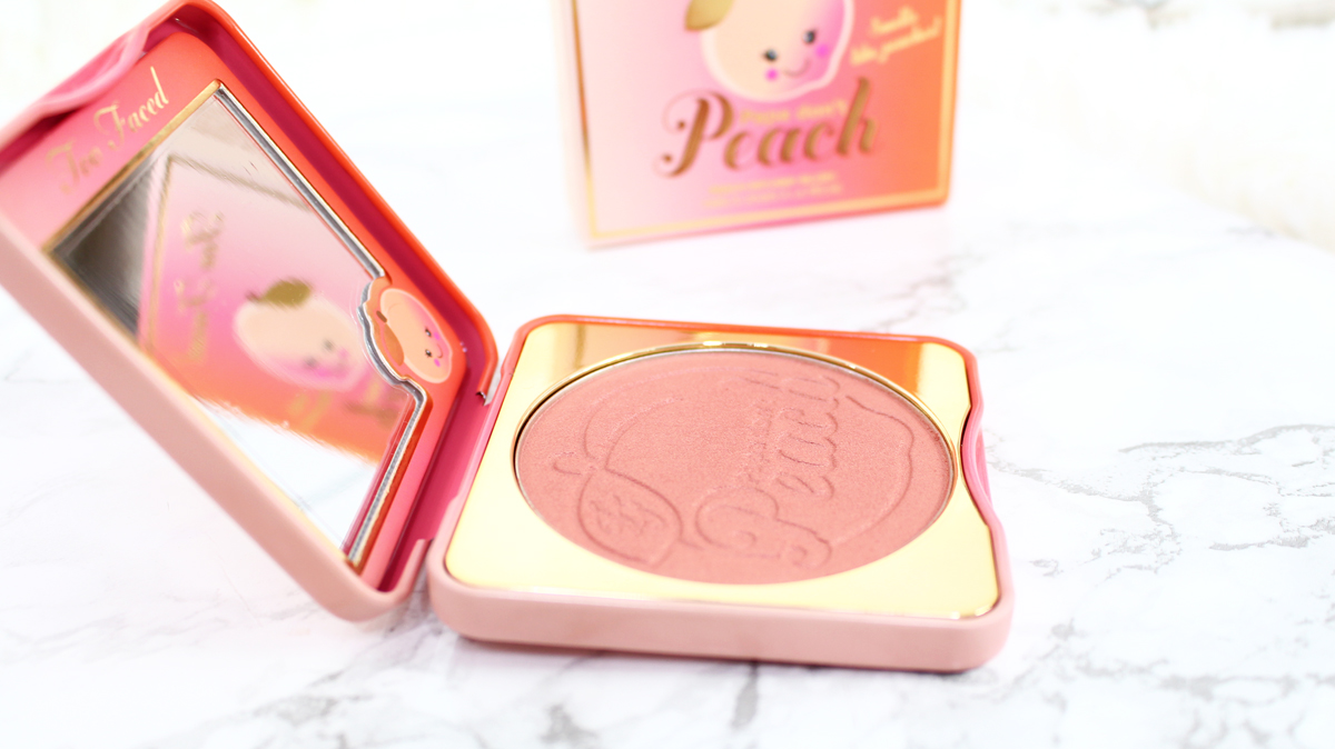 blush papa don't peach too faced revue