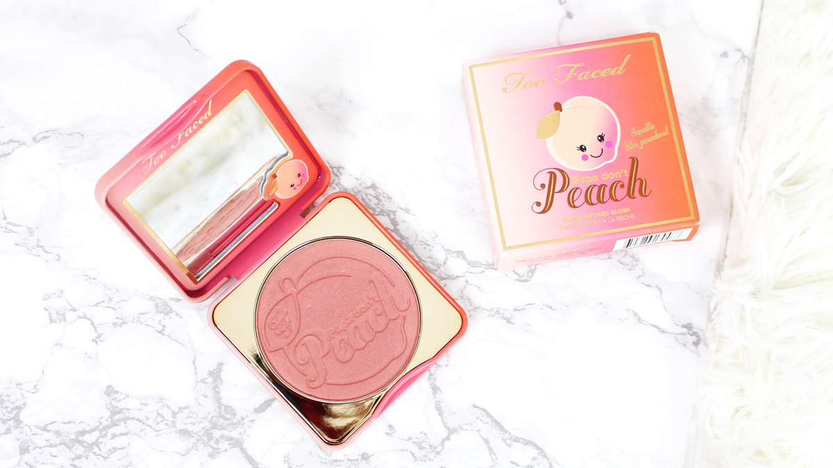 blush papa don't peach too faced
