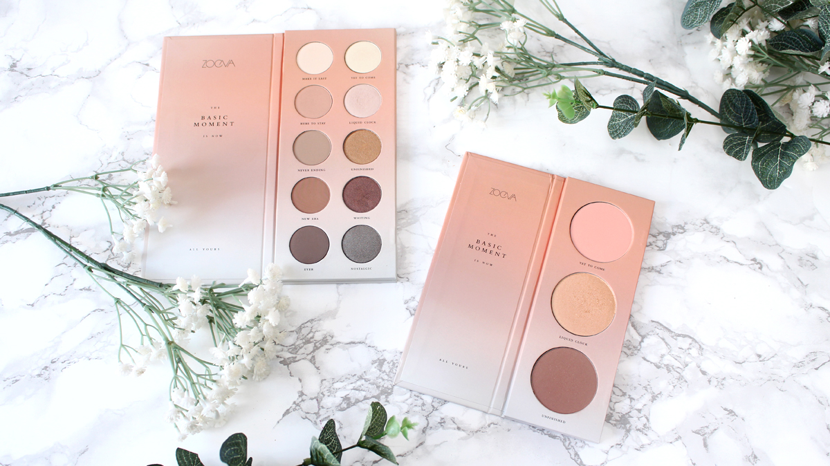 Palette Basic moment zoeva