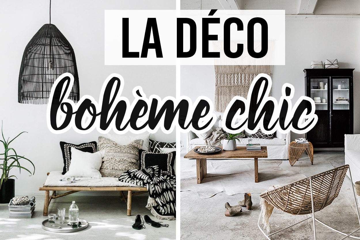 zoom sur la d co boh me chic s lection laura makeuptips. Black Bedroom Furniture Sets. Home Design Ideas