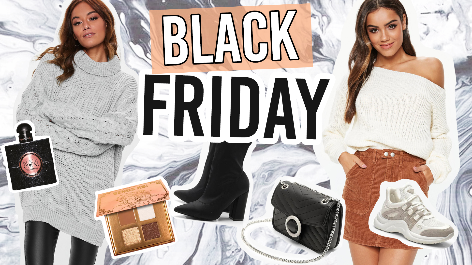 black friday mode beauté sélection code promo