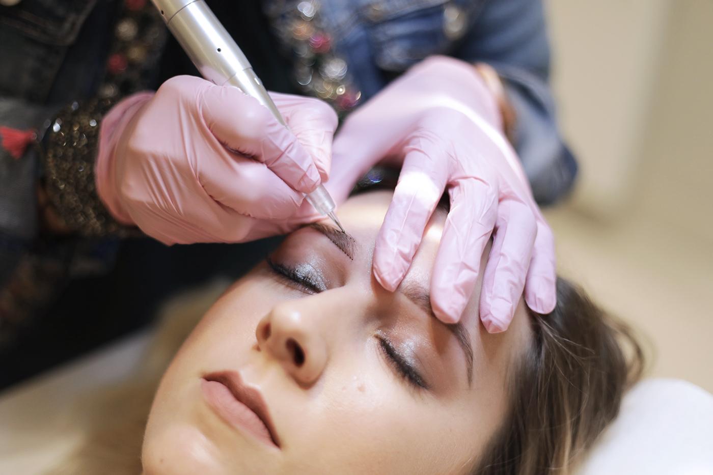 micro pigmentation des sourcils